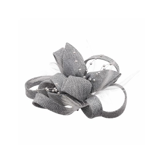 Headstart Linen Fascinator - Clip/Pin