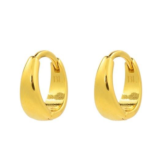 Brie Leon Curved Solid Sleeper Earrings