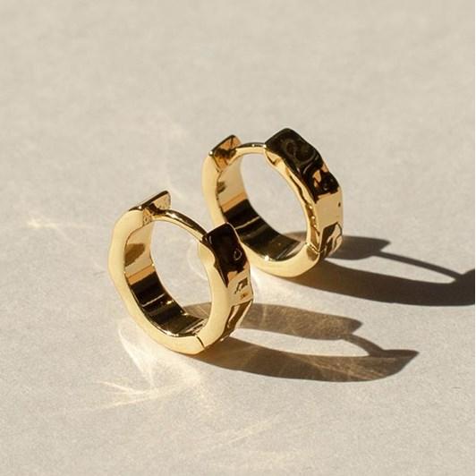 Brie Leon Frida Solid Sleeper Earrings