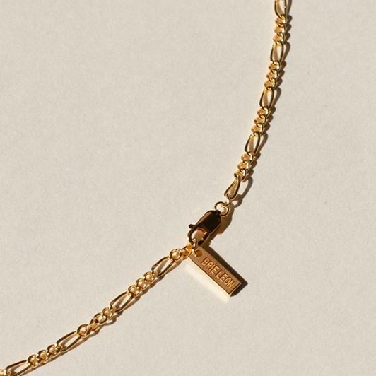 Brie Leon 925 Figaro Chain