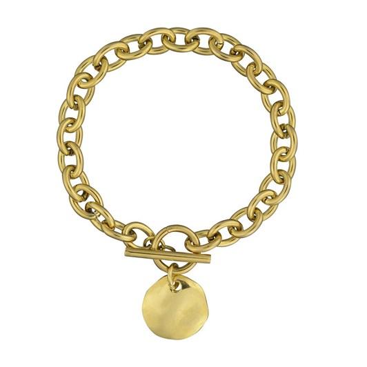 Brie Leon Granada Disc Bracelet