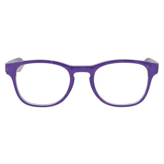 On the Nose Pixelate - Purple Glasses