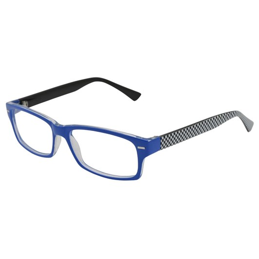 On the Nose Checkmate - Blue Glasses