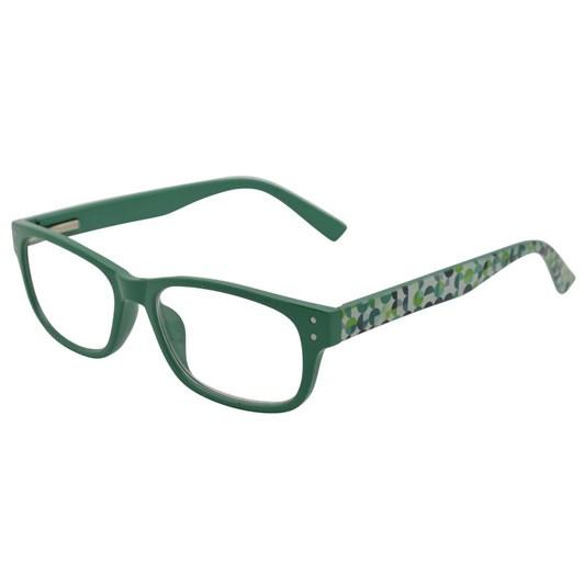 On the Nose Marimeko - Green Glasses
