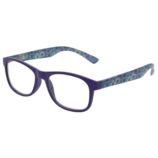 On the Nose Pansy - Purple Glasses