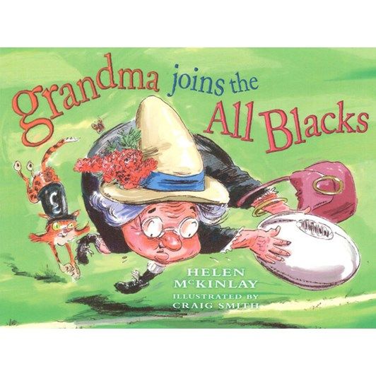 Grandma Joins the All Blacks