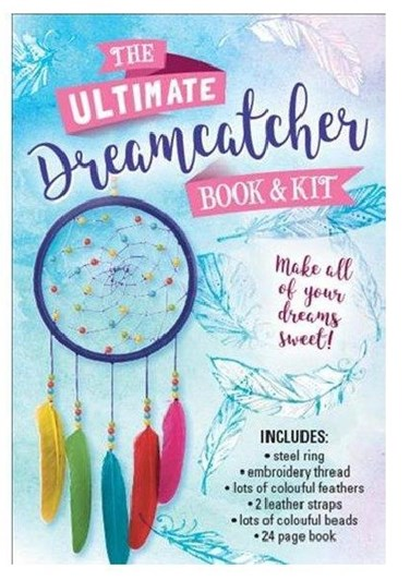 Blue Duck Books Ultimate Dreamcatcher Book & Kit