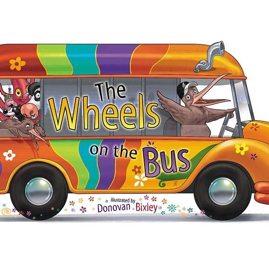 Wheels On The Bus Board
