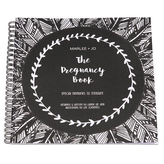 Marlee + Jo Pregnancy Book