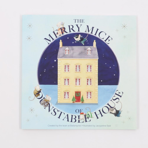 The Merry Mice of Dunstable House -