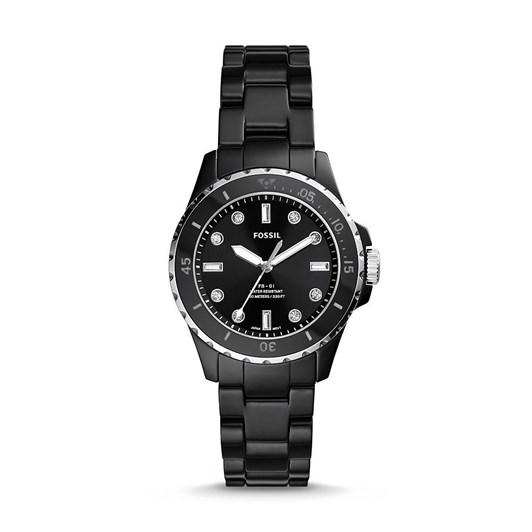 Fossil Fb-01 Black Analog Watch CE1108