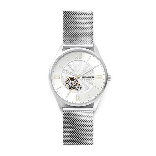 Skagen Holst Silver Analog Watch SKW6711