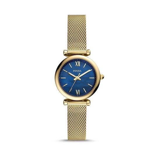 Fossil Carlie Mini Gold Analog Watch ES5020