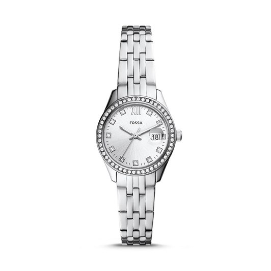 Fossil Scarlette Micro Silver Analog Watch ES5039