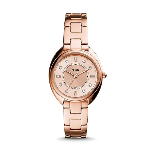 Fossil Gabby Rose Gold Analog Watch ES5070