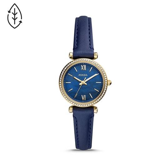 Fossil Carlie Mini Blue Analog Watch ES5017