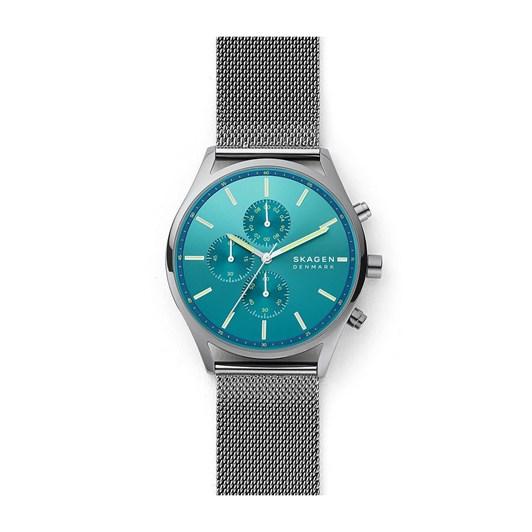 Skagen Holst Grey Chronograph Watch SKW6734
