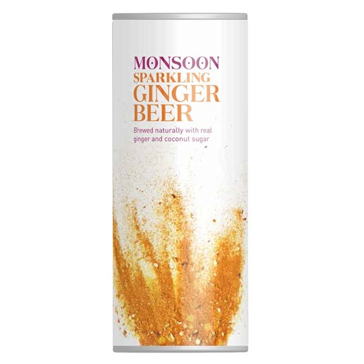Monsoon Ginger Beer 250ml