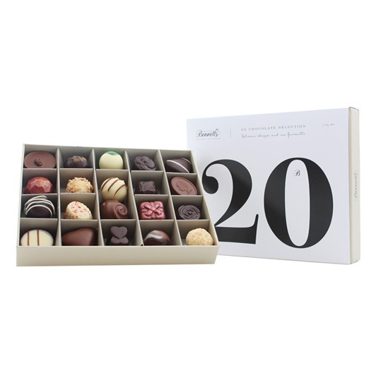 Bennetts of Mangawhai Box 20 Chocolates