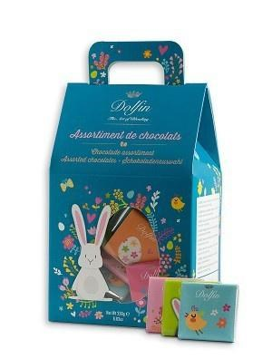 Dolfin Easter Chocolate Box 6 Flavours 250g