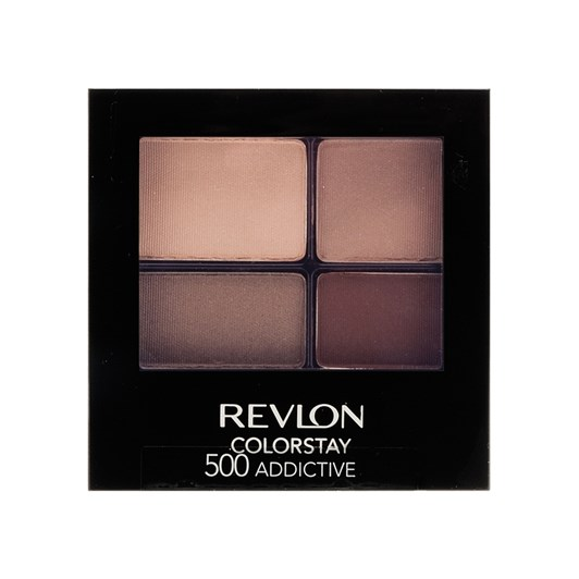 Revlon Colourstay Eye Shadow Quads - Addictive