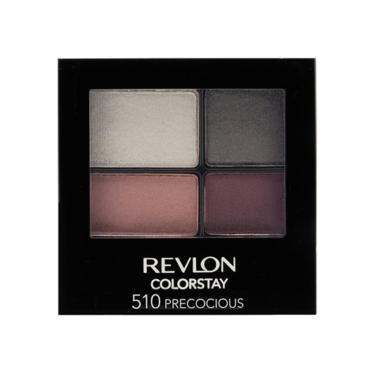 Revlon Colourstay Eye Shadow Quads - Precocious