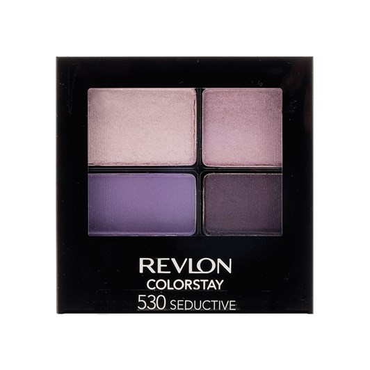 Revlon Colourstay Eye Shadow Quads - Seductive