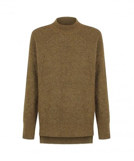 Morrison Fabienne High-Neck Pullover