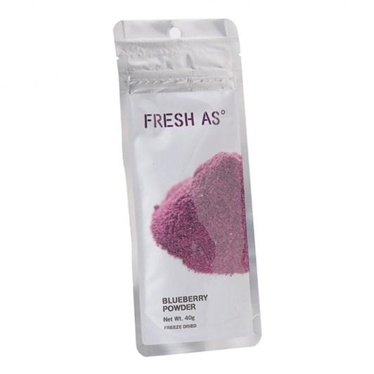 Fresh As Blueberry Powder