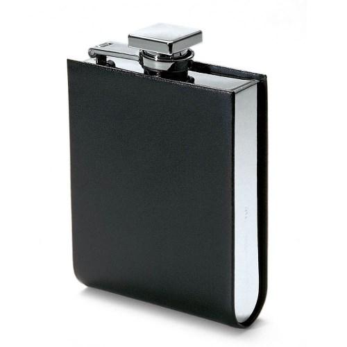 Philippi Giorgio Leather Hip Flask 140ml