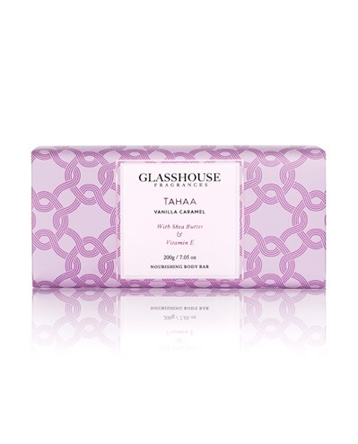 Glasshouse Tahaa 200G Nourishing Body Bar