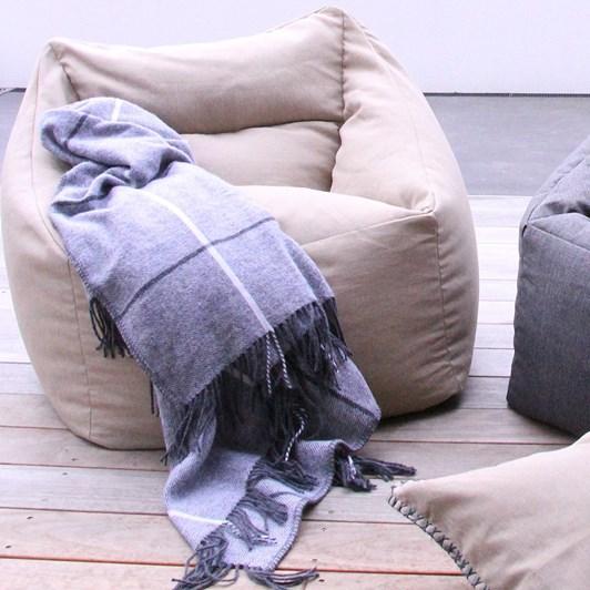 MM Linen Kalo Outdoor Bean Chair
