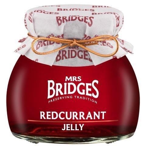 Mrs Bridges Redcurrant Jelly 250g na