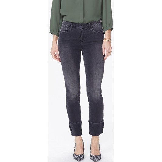Not Your Daughters Jeans Sheri Ankle Wide Cuff