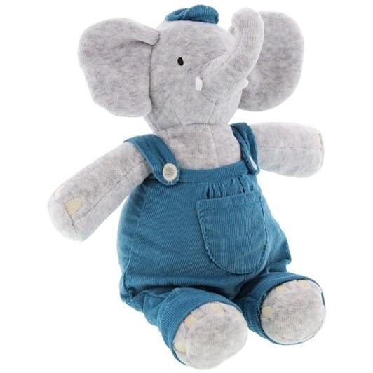 Meiya & Alvin The Elephant Soft Plush Toy