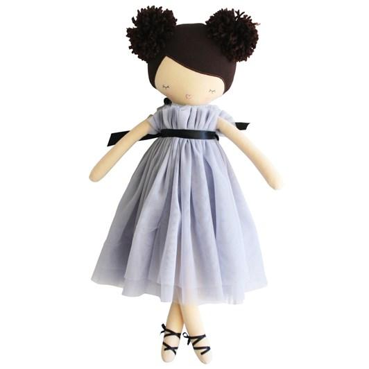 Alimrose Ruby Pom Pom Doll 48Cm Lavender