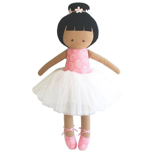 Alimrose Big Ballerina Strawberry Pink