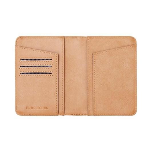Elms + King New York Passport Holder