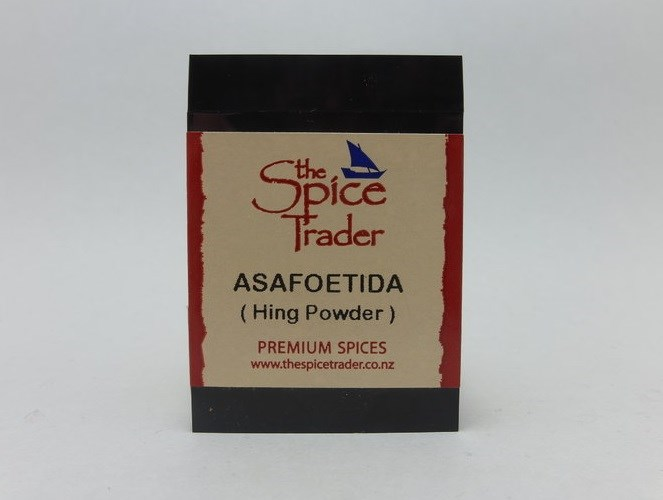 Spice Trader Whole Black Pepper 40g