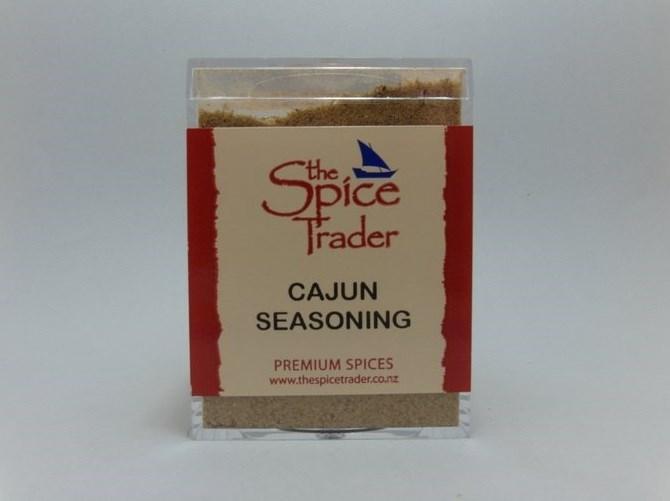 Spice Trader Cajun Seasoning 35g na