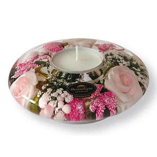 Pink Rose UFO Mini Dreamlight 11cm