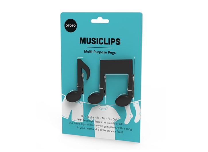 Ototo Musiclips Pegs