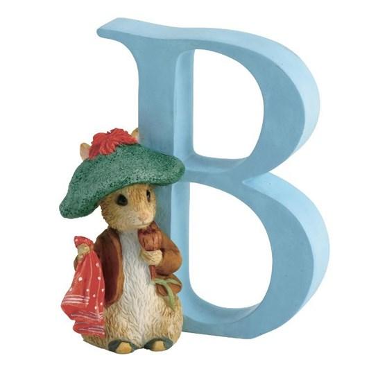 Beatrix Potter Alphabet B - Benjamin Bunny