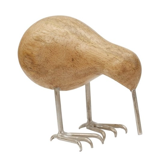 CC Interiors Wooden Kiwi With Rounded Tummy