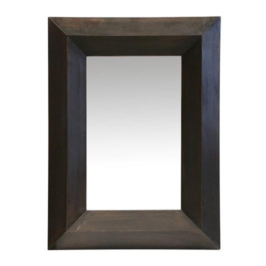 CC Interiors Charcoal/Gunmetal Mirror