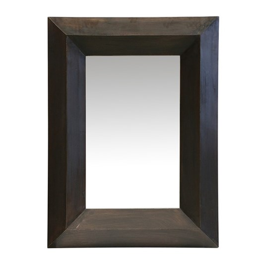 CC Interiors Charcoal/Gunmetal Mirror