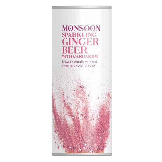 Monsoon Cardamom Ginger Beer