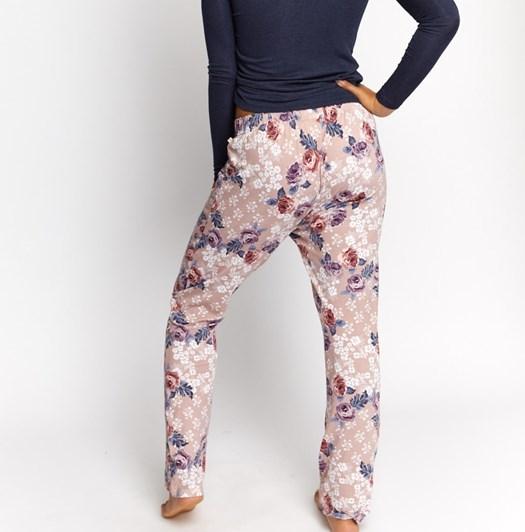 Jockey Weekender Tw Jersey Print Pant