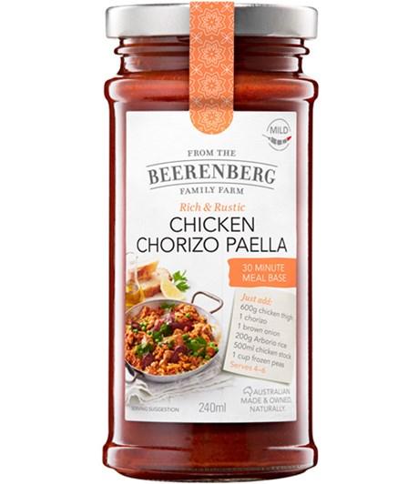 Beerenberg Chicken Chorizo Paella - 240ml